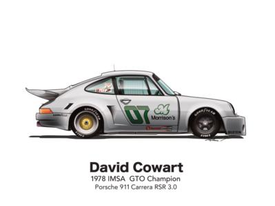 David Cowart Porsche