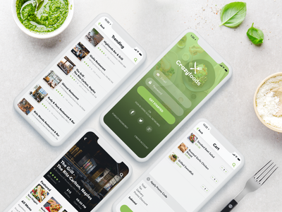 Restaurant App ui userinterface uxinterface uidesigner appdesign uidesign trending ui cart app creative food app ui food app restaurant app ux ui design