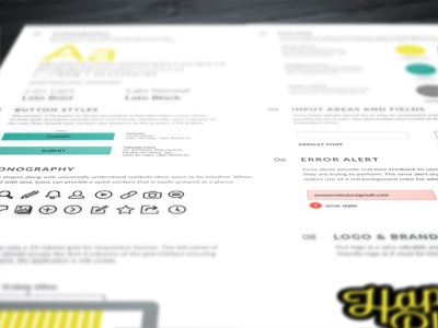 UX Guidelines