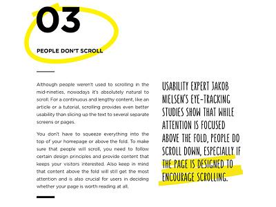 UX Myths graphic design book design visual design ux