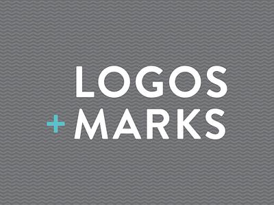 Logos & Marks identity brand branding logofolio logo