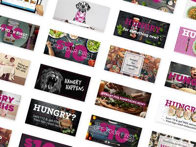 Amazon Restaurants email creative marketing email marketing email amazon
