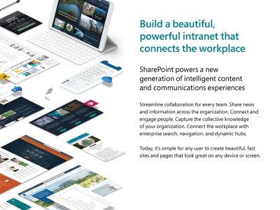 SharePoint look book design booklet isometric microsoft intranet look book sharepoint