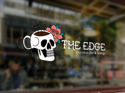 The Edge Coffee Shop Concept