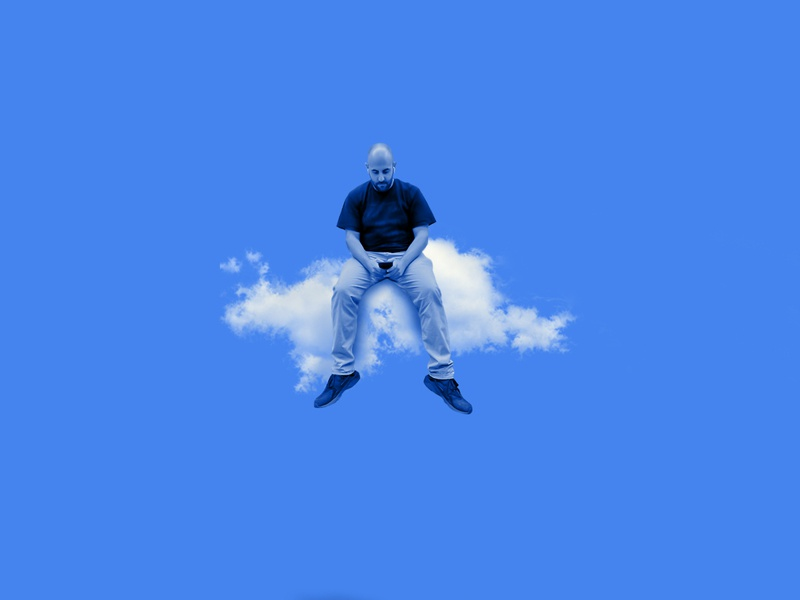 Cloudy graphic graphic designer graphicdesign