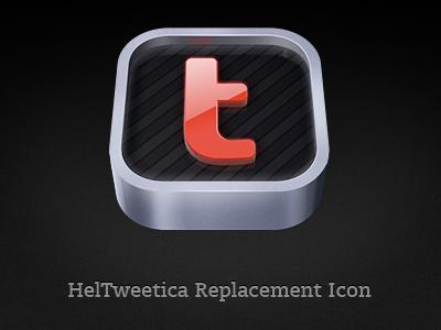 HelTweetica icon