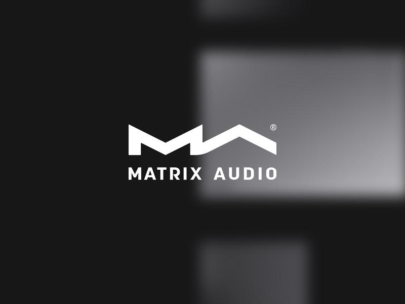 Znalezione obrazy dla zapytania matrix audio logo
