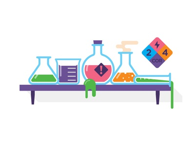 Lab spots