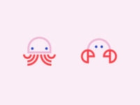 Salty logos