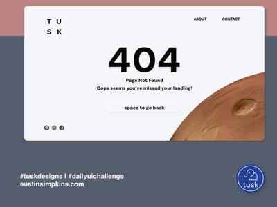 404 error page design error 404page landing page ui designs adobexd ux design ui design