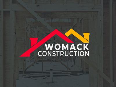 Construction Logo branding design adobe illustrator logo