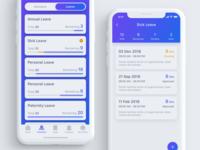 Payroll & HR App Concept
