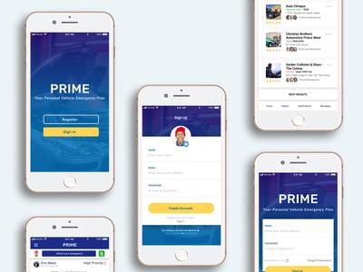 Prime App Prototype