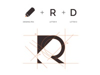 Project RD Designs - Logo construction