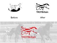 Logo Redesign - Trotbritain