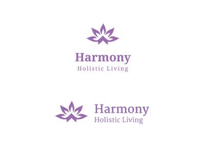 Harmony Holistic Living Logo Design