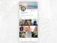 Social Media App - User Profile
