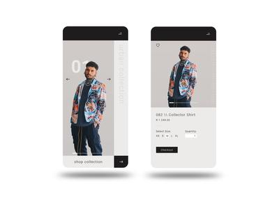 Minimal Fashion App