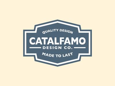 Personal Badge drafted branding bold designer logo badge