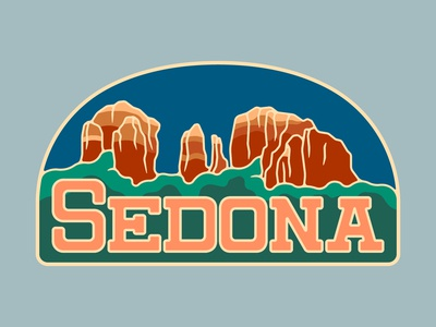 Revised Sedona Badge