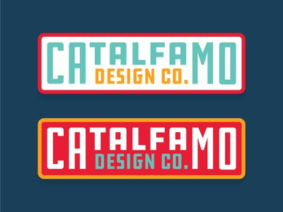 Personal Badge branding bold badge typography arizona graphic design logo vector design illustration