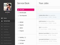 Intranet / Service Desk