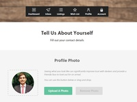 Edit Your Profile - Spare Desks