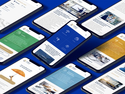 Rynek 60 | All Finance webdesign layout website web branding www ux ui yobko vanwalko tyshchenko