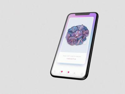 Aidia | Mobile App for the Foundation poland app navigation layout simply design logo tyshchenko ux ui vanwalko branding yobko naming