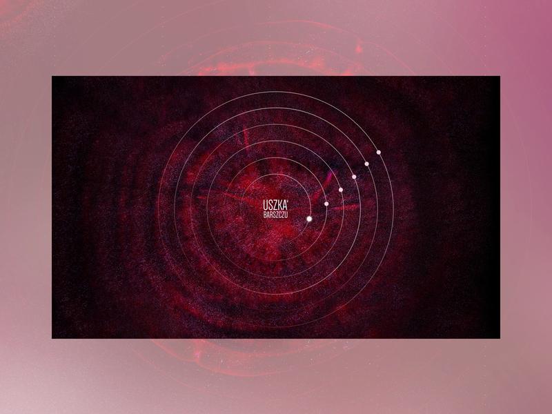 Uszka w Barszczu tyshchenko design minimal simply ui ux website www vanwalko yobko