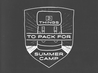 13 Things to Pack
