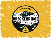 Epicurrence Breckenridge Badge