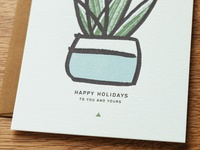 Holiday Card Photos christmas holiday illustration letterpressed letterpress packaging design photography bitmap type texture typography