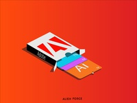 Adobe Creative Cards.