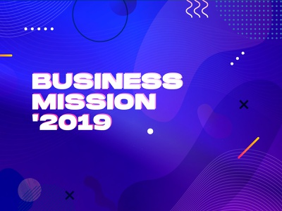 Business mission 2019 KV graphic design event key visual key visual kv event design business event business