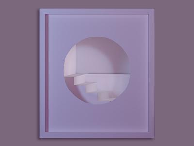 Architect inspire abstract 3d abstract art visualization 3dartist 3dart 3d render c4dfordesigners c4d42 c4dart cinema 4d cinema4d c4d