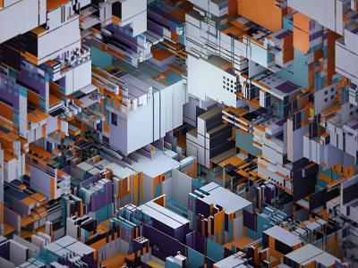 3D composition visualisation abstract art abstract 3d render cinema 4d cinema4d c4dfordesigners c4dart c4d 3d artist 3d art 3d