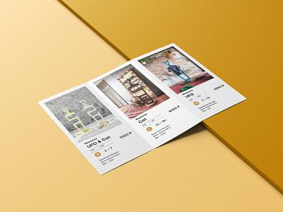 Leaflet design branding print designer leaflet design leaflet advertising print design print vector design