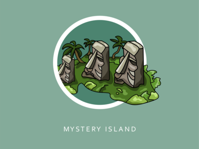 Worlds of Neopia Icon Collection: Mystery Island