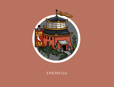 Worlds of Neopia Icon Collection: Shenkuu