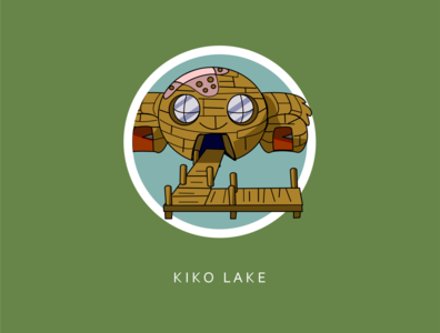 Worlds of Neopia Icon Collection: Kiko Lake