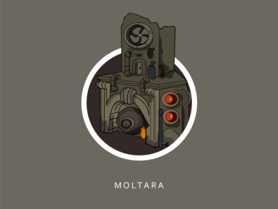 Worlds of Neopia Icon Collection: Moltara