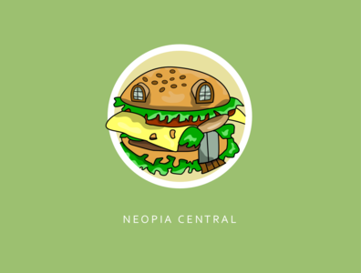 Worlds of Neopia Icon Collection: Neopia Central