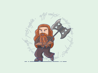 Lord of the Rings: Gimli