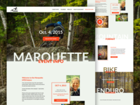 Marquette Mountain Bike Enduro - Event Website Full