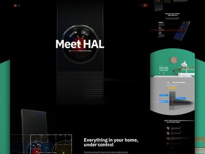 HAL - Smart Home