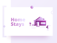 Homestays Illustration
