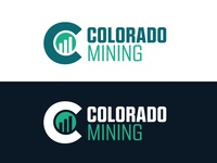 Crypto Currency Mining Logo