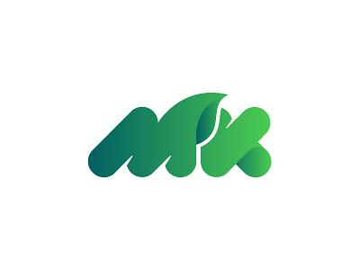 MK Logo Design abbreviation k logo mk logo m logo initials logo initials abstract illustrator design clean vector minimal branding logo