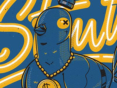 Street 98⚡️ venezuela cool art color creative illustration design